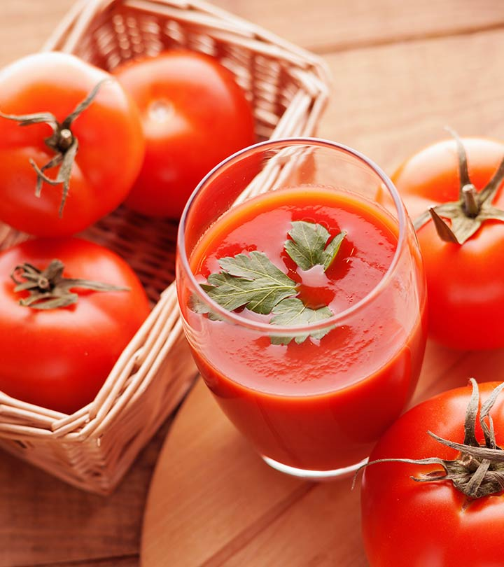 Healthy benefits of tomatoes