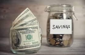 Simple money saving