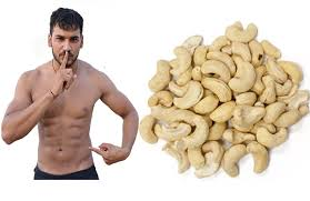 Nuts with health benefits