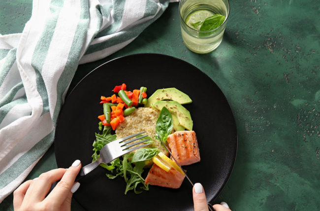 3 tips to adjust your eating